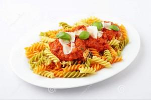 3 colour fusille quinoa