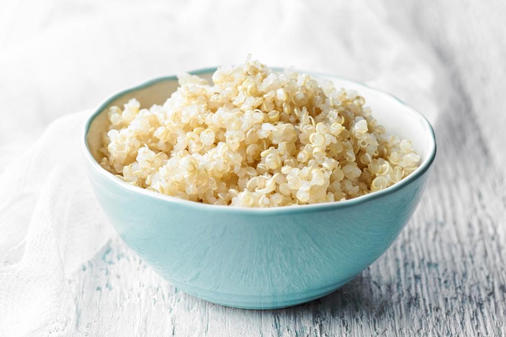 Boiled White Quinoa
