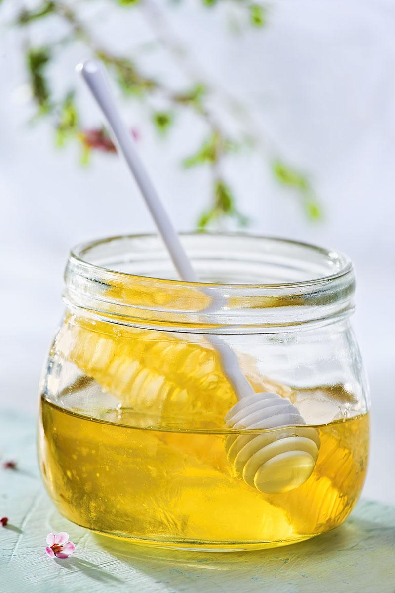 a honey water