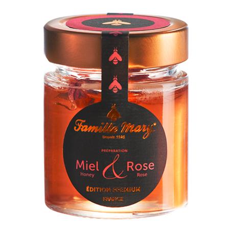 shot honey & rose