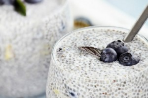 chia seed with milk 3